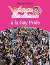 Livre numérique Zapinette et son tonton homo à la Gay Pride