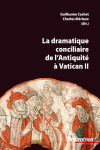Livre numérique La dramatique conciliaire de l'Antiquité à VaticanII