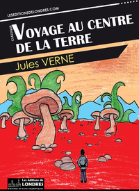 Livre numérique Voyage au centre de la terre
