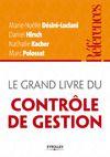 Livre numérique Le grand livre du contrôle de gestion