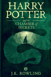 Electronic book Harry Potter and the Chamber of Secrets