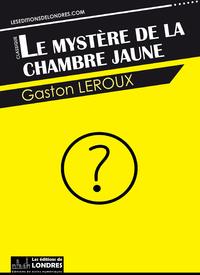 Livre numérique Le mystère de la chambre jaune