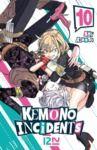 Livre numérique Kemono Incidents - tome 10