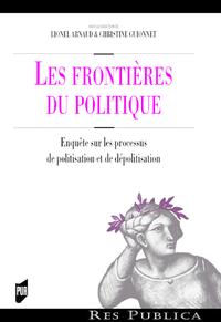 Electronic book Les frontières du politique