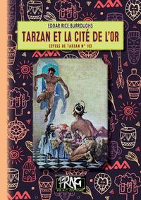 Livre numérique Tarzan et la Cité de l'Or (cycle de Tarzan n° 16)