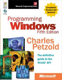 Livre numérique Programming Windows®