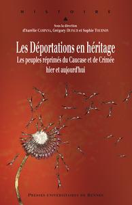 Livre numérique Les déportations en héritage