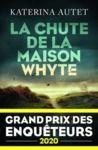 Livre numérique La Chute de la maison Whyte - Grand Prix des Enquêteurs 2020