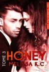Livre numérique Honey - Tome 3