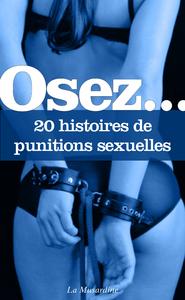 Livre numérique Osez 20 histoires de punitions sexuelles