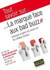 Livre numérique Tout savoir sur... La marque face aux bad buzz
