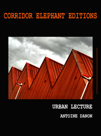 Livre numérique Urban Lecture