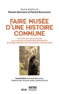 Libro electrónico Faire musée d'une histoire commune