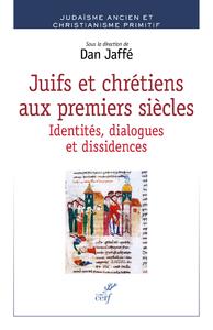 Livre numérique Juifs et chrétiens aux premiers siècles