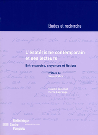 Electronic book L'ésotérisme contemporain et ses lecteurs