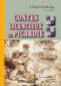 Livre numérique Contes licencieux de la Picardie