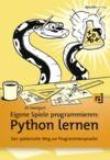 Livre numérique Eigene Spiele programmieren – Python lernen