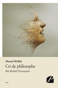 Livre numérique Cri de philosophe