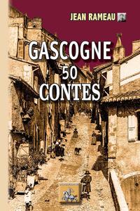 Livre numérique Gascogne, 50 contes