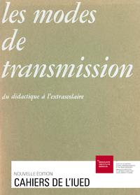 Livre numérique Les modes de transmission