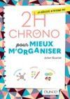 Livro digital 2h Chrono pour mieux m'organiser