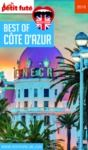 Electronic book BEST OF COTE D'AZUR 2018/2019 Petit Futé