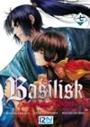 Electronic book BASILISK - The Ôka Ninja Scrolls - Tome 7