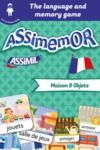 Electronic book Assimemor – My First French Words: Maison et Objets