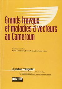 Livre numérique Grands travaux et maladies à vecteurs au Cameroun