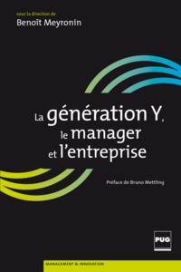 Livre numérique La Génération Y, le manager, l'entreprise