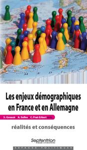 Electronic book Les enjeux démographiques en France et en Allemagne: réalités et conséquences
