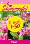 Libro electrónico Im Sonnenwinkel Paket 1 – Familienroman
