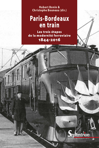 Livre numérique Paris-Bordeaux en train