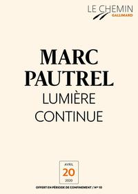 Livre numérique Le Chemin (N°10) - Lumière continue