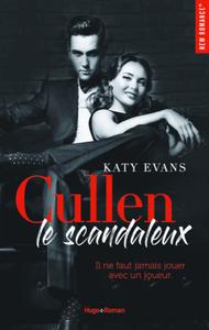 Livro digital Cullen, le scandaleux -Extrait offert-