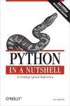 Livre numérique Python in a Nutshell