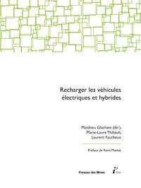 Electronic book Recharger les véhicules électriques et hybrides
