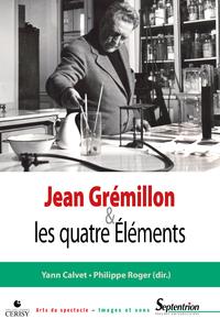 Livre numérique Jean Grémillon et les quatre Éléments