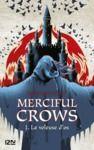Livre numérique Merciful Crows - tome 01 : La voleuse d'os