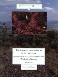 Livre numérique Tecnologías prehispánicas de la obsidiana