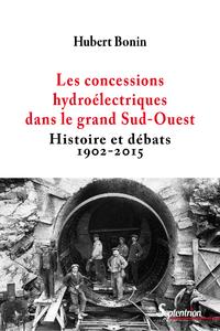 Livre numérique Les concessions hydroélectriques dans le grand Sud-Ouest