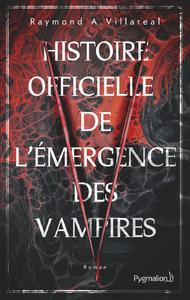Livre numérique Histoire officielle de l'émergence des vampires