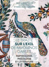 Livre numérique Le traité Sur l'exil de Favorinos d'Arles