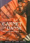 Livre numérique Le Carnet de danse