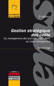 Livre numérique Gestion stratégique des coûts - 2e édition