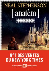 Livre numérique Anatèm - tome 1