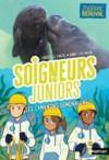 Livre numérique Soigneurs juniors - Les lamantins déménagent - tome 5 - Zoo Parc de Beauval - dès 8 ans