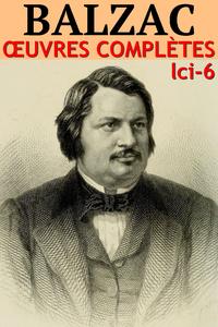 Livre numérique Honoré de Balzac - Oeuvres complètes