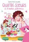 Livro digital Quatre soeurs à l'atelier pâtisserie