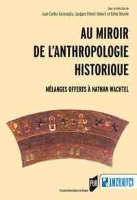 Livre numérique Au miroir de l'anthropologie historique